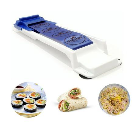 Sushi Roller Plastic Machine Kitchen Multifunction Vegetables Meat Rolling Helper Grape/Cabbage Leaf Rolling Roll Makers  MZ