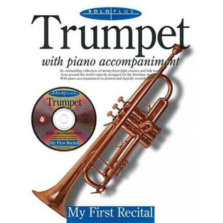TRUMPET WITH PIANO ACCOMPANIMENT (Best Classical Trumpet Solos)