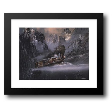 Upward Pull 24x20 Framed Art Print by Blaylock, Ted