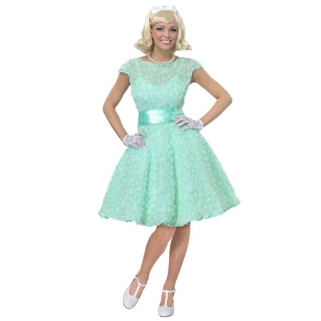 50's Prom Dress - 50's Style Home Decor