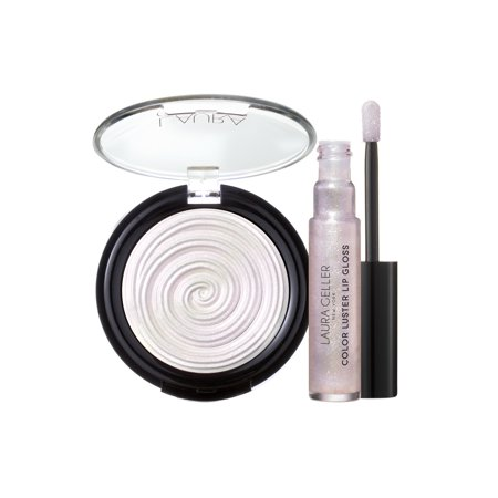 Laura Geller Glow Your Own Way 2 Piece Luminous Collection, Diamond Dust