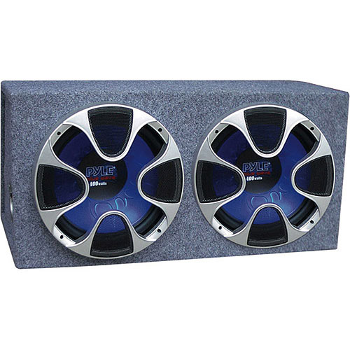 """Pyle Blue Wave Series 10"""" 800W Dual Bandpass System"""