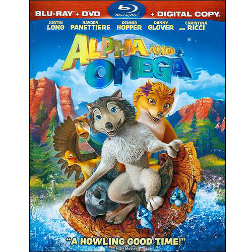 Alpha & Omega (Blu-ray) (Widescreen)