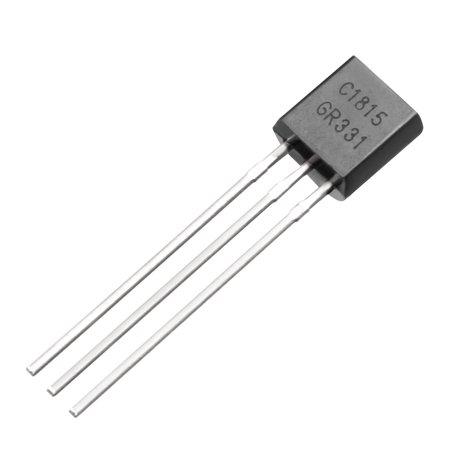 50pcs Plastic-Encapsulate Power TO-92 Transistor NPN 50V 150mA 400mW