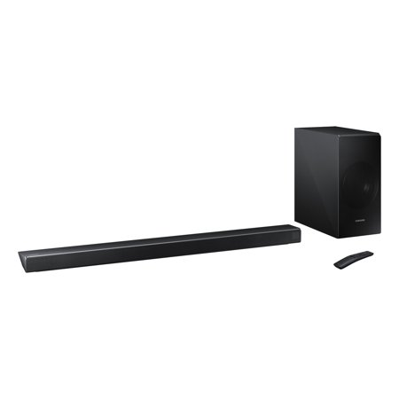 SAMSUNG 3.1 Channel 340W Soundbar System with Subwoofer - HW-N550/ZA