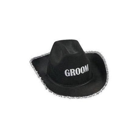 IN-13659416 Groom Cowboy Hat 1 Piece(s) 2PK