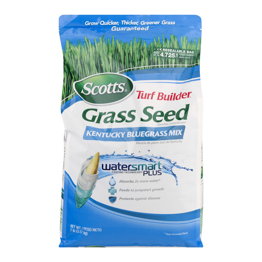 Scotts Turf Builder Kentucky Bluegrass Mix, 7 lbs