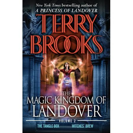 The Magic Kingdom of Landover   Volume 2 - Halloween At Magic Kingdom