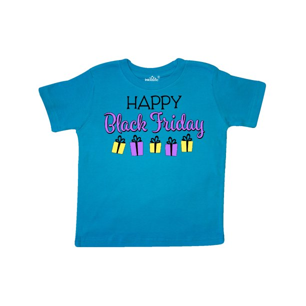 Happy Black Friday Gift Shopping Toddler T-Shirt