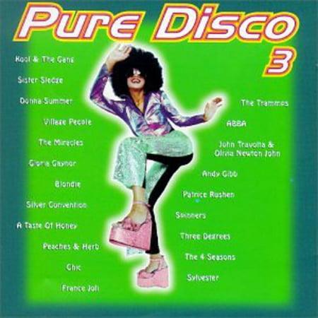 Pure Disco 3 / Various (CD)