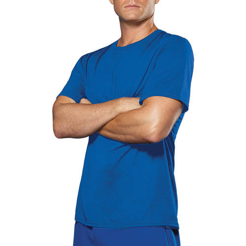 Gildan Mens AquaFX Performance Short Sleeve T-Shirt