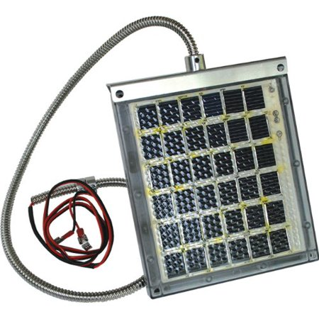 Wildgame Innovations 12V Solar Panel (12v Solar Panel Charger)