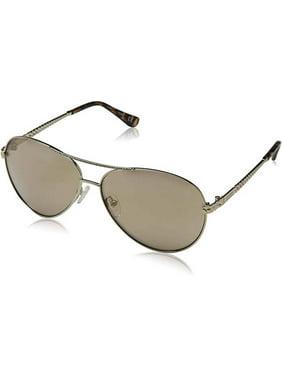 Sunglasses Guess GU 7470 -S 32G gold / brown mirror