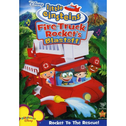 Little Einsteins: Fire Truck Rocket's Blastoff (Full Frame)