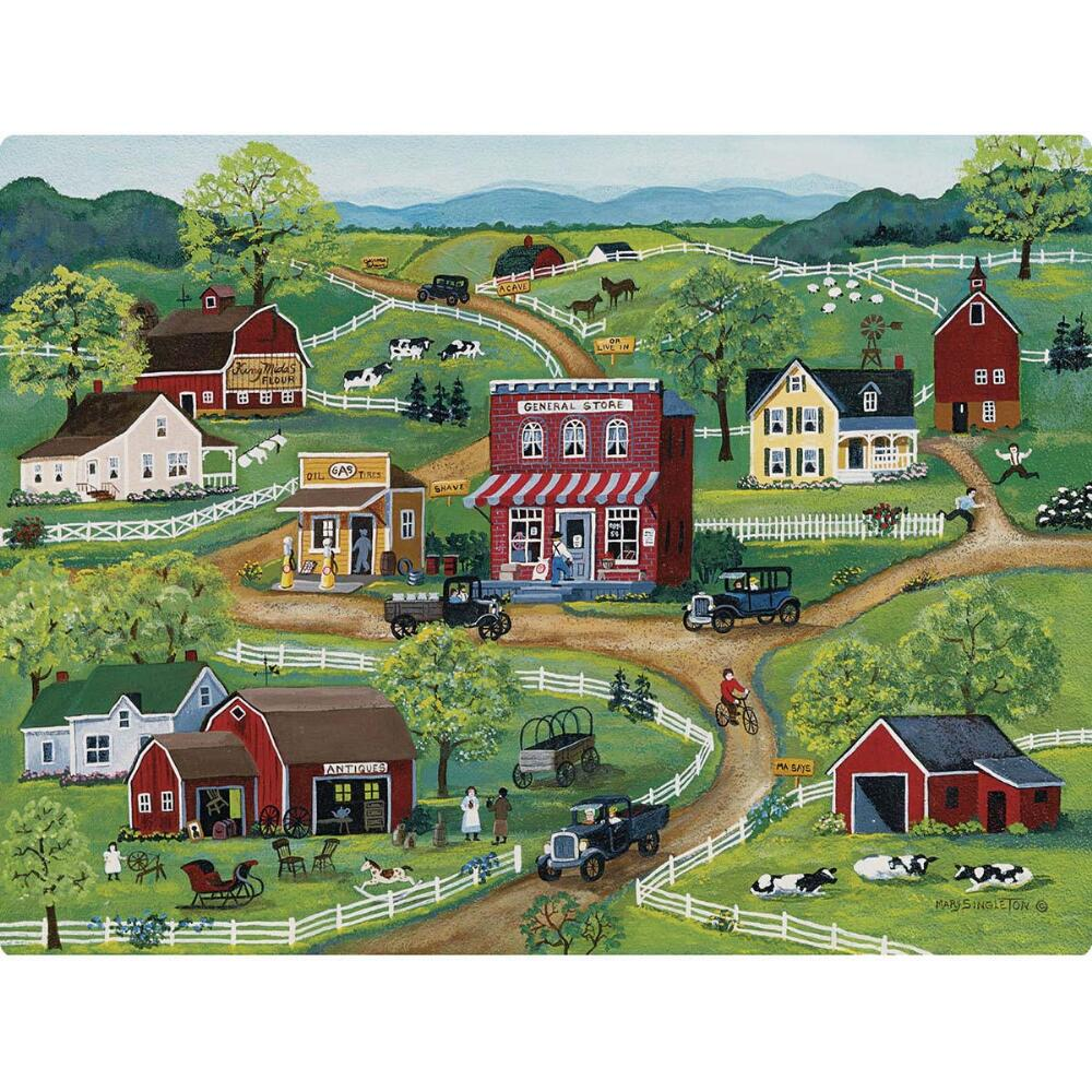 The Lang Companies LANG GENERAL STORE PUZZLE  -  1000 PC