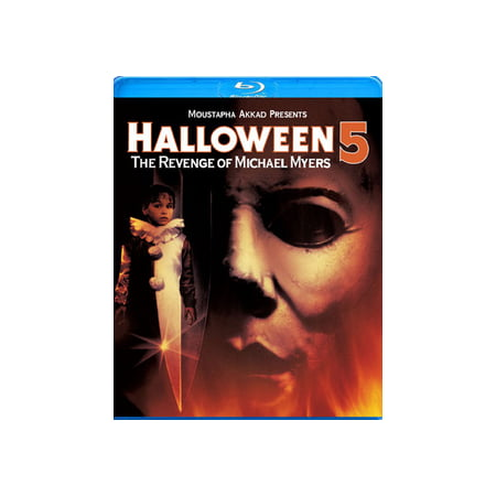 Halloween 5: The Revenge Of Michael Myers (Blu-ray) - Halloween Movie With Bette Midler