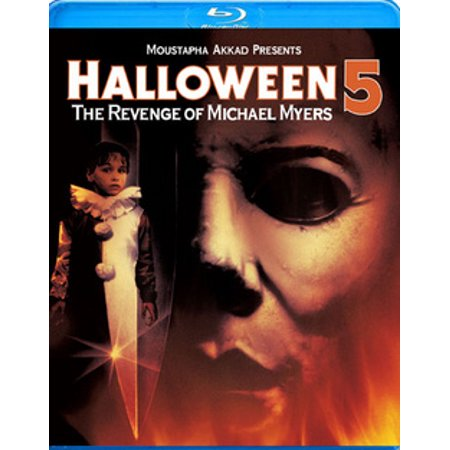 Halloween 5: The Revenge Of Michael Myers (Blu-ray)](Halloween Michael Myers Film Complet)