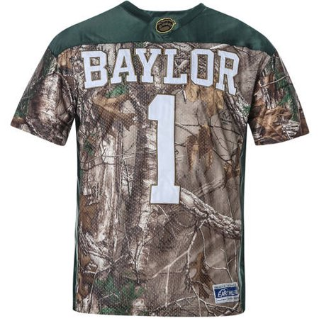 NCAA Baylor Youth Realtree Game Day Jersey