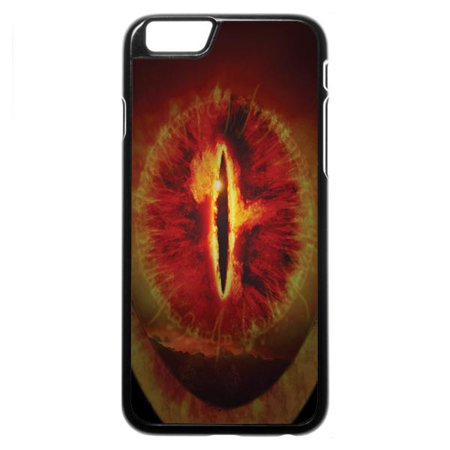 Lord Of The Rings Eye Of Sauron iPhone 6 Case