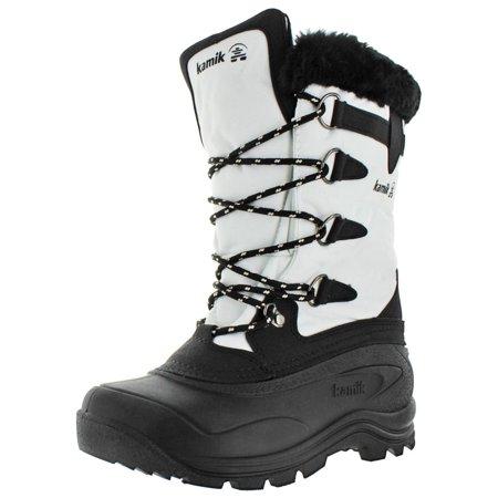 Kamik Shellback Women's Nylon Waterproof Snow (Kamik Snow Boots)