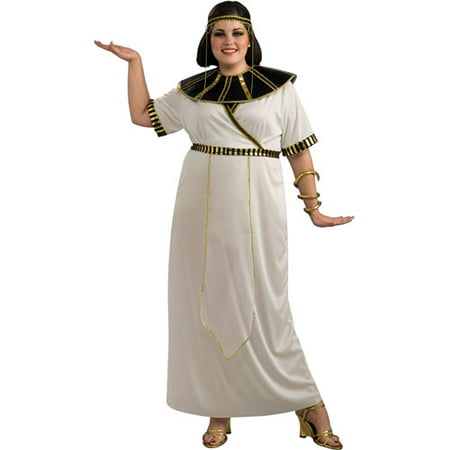 Egyptian Girl Adult Halloween Costume](Diy Egyptian Costume)