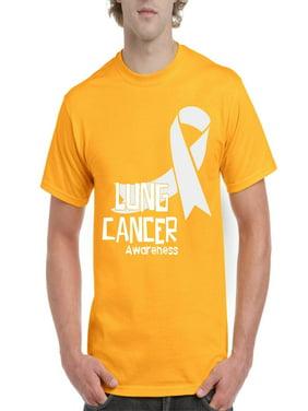 94dc00e02d Product Image Lung Cancer Awareness Men Shirts T-Shirt Tee