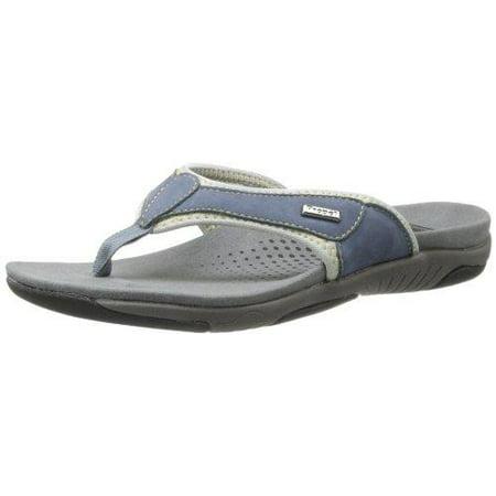 ea509f0d0f5 Propet - Propet Harrison - Sandals - Men s - Denim Blue Gold - Walmart.com