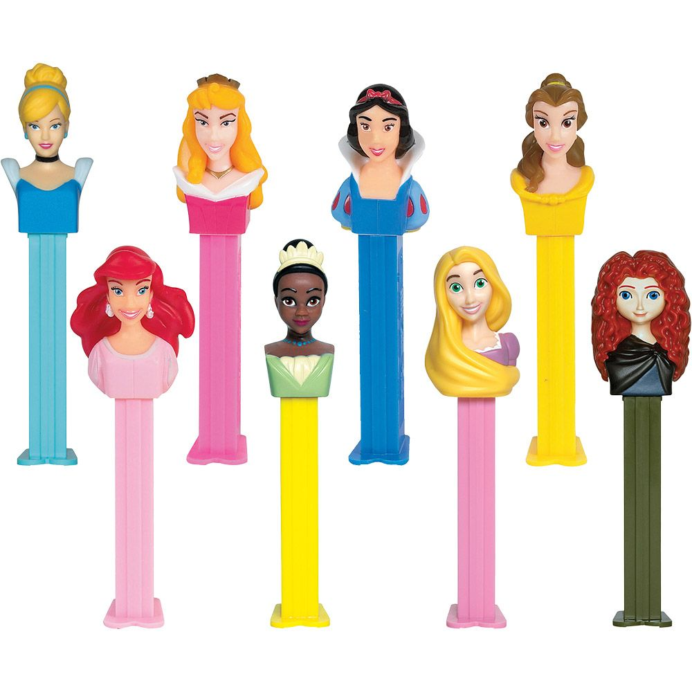 Dspnsr Blstr Disney Princess -Pack of 6