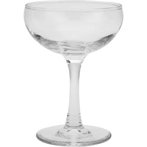 Set of 4 Barcraft 5.5 oz Coupe Cocktail Glasses J6576 by ARC International