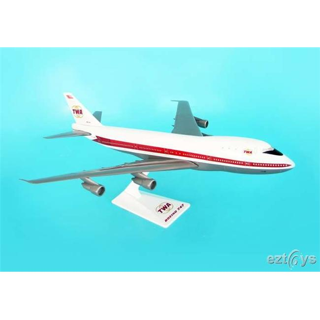 FLight Miniatures LP1510O TWA Boeing B747 1-250