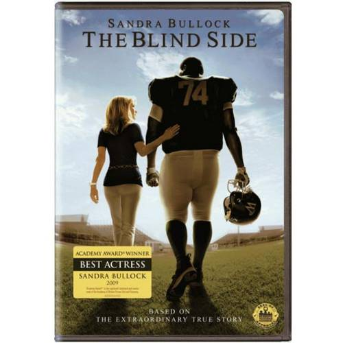 The Blind Side (DVD + $5 VUDU Offer) (Walmart Exclusive))