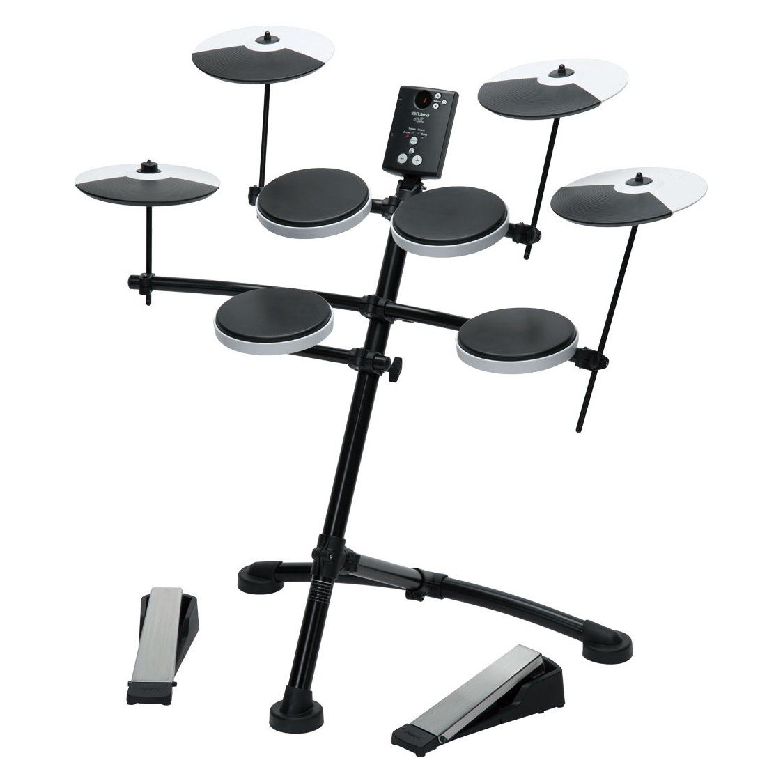 Roland TD-1K V Drums Portable 15 Kit Electronic Snare Tom Pad & Cymbal Drum Set