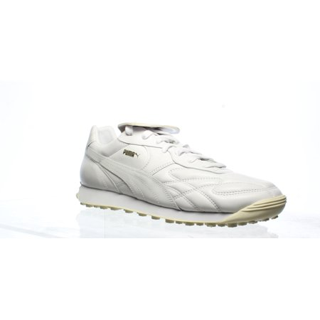 PUMA Mens King Avanti Premium White Cross Training Shoes Size 11