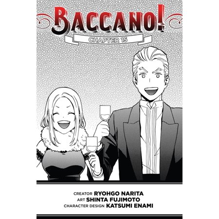 Baccano!, Chapter 15 (manga) - eBook (Holt Environmental Science Chapter 15 Food And Agriculture)