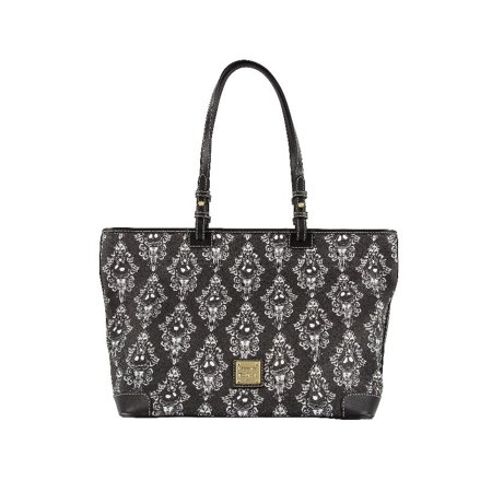 disney parks jack skellington tote bag by dooney bourke - Christmas Purses Handbags