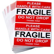 Tag-A-Room Moving - Shipping Labels Fragile, 50 Count