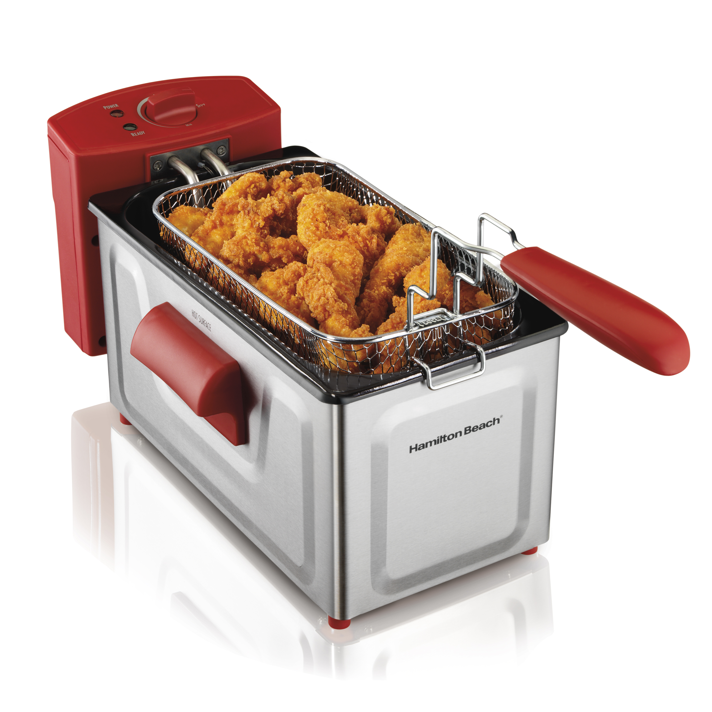 Hamilton Beach 2 Liter Professional Deep Fryer | Model# 35326