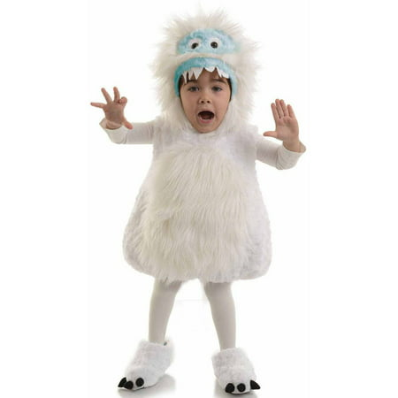 Snow Monster Toddler Halloween - Monster Halloween Costume Toddler