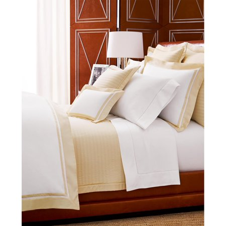Ralph Lauren Bedding Reed Quilted Coverlet Full / Queen Hollywood Cream ()