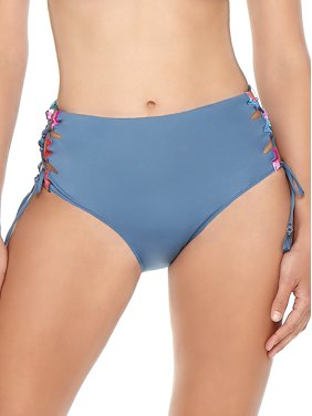0288a65f0b8 Product Image Women's Pebble Beach Slate Reversible Swimsuit Bottom