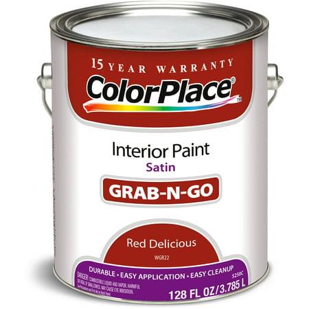 Semi Gloss Red Auto Paint