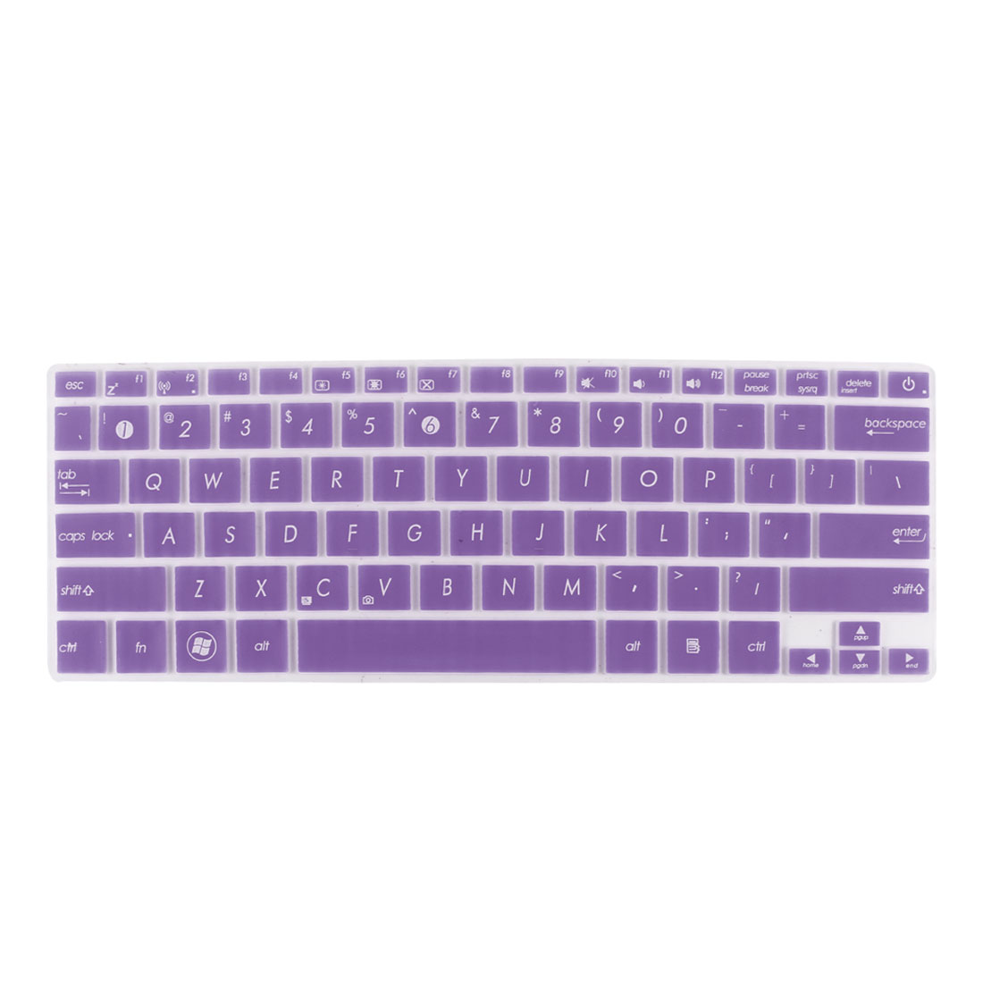 Laptop Keyboard Protector Film Cover Clear for Asus UX21/X201/X202/S200
