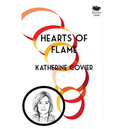 Hearts of Flame - eBook (Flaming Heart)