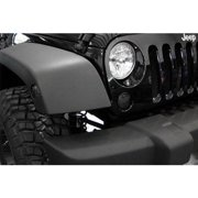 Recon LED Front Grill Turn Signal Lens (Smoke) - 264134BK