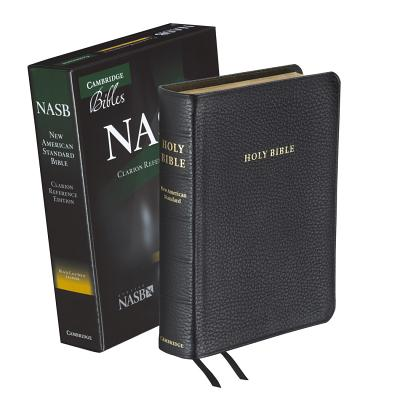 Clarion Reference Bible-NASB