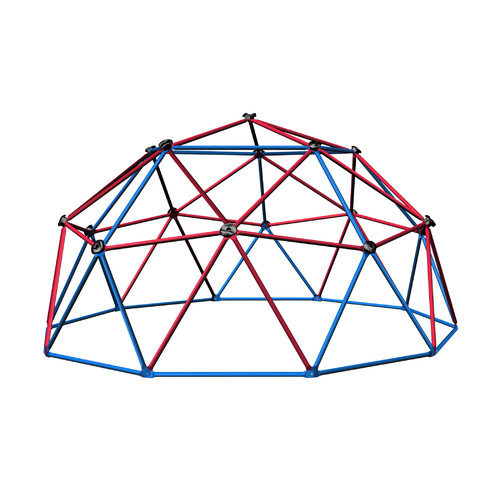 Lifetime 5' Blue and Red Dome Climber