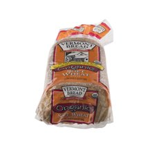 Packaged Bread: Vermont Bread Soft Wheat