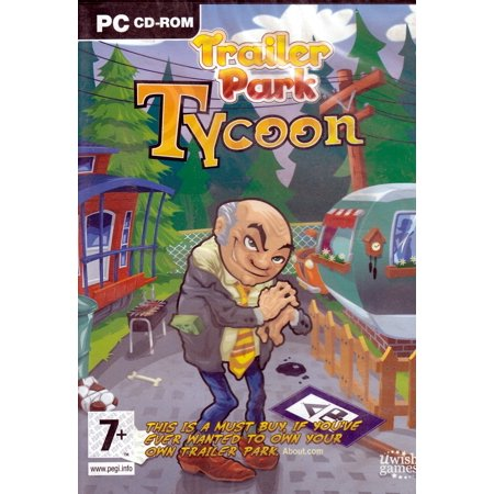 Trailer Park Tycoon PC CD - Choose the perfect setting for your double-wide