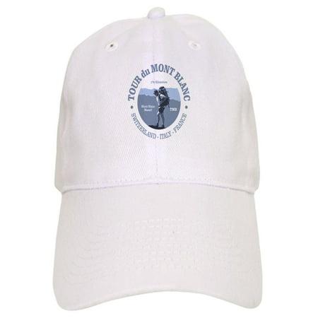 CafePress - Tour Du Mont Blanc Baseball - Printed Adjustable Baseball Cap