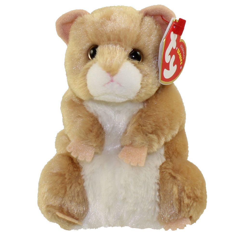 TY Beanie Baby - PECAN the Hamster (6 inch) - Walmart.com 1ad689aed5e
